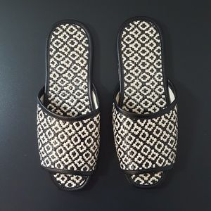 Urban Outfitters Woven Slide Sandal - Medium NWOT